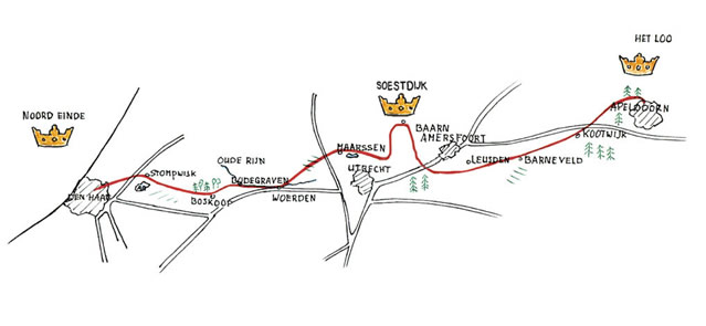 de koninklijke weg