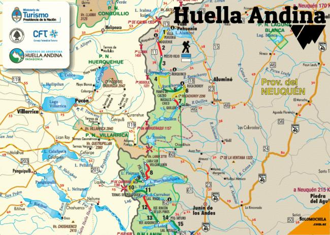 Huella  Andina  Argentinie