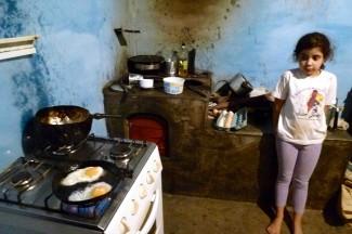 keuken, Caminho da Fe